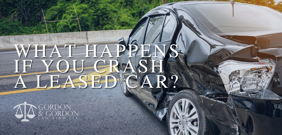 leased car accident